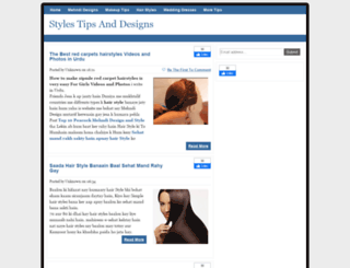 styles-tips-and-designs.blogspot.com screenshot