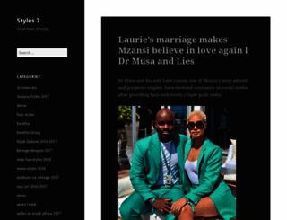 styles7.com screenshot