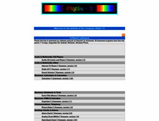 styleseven.com screenshot
