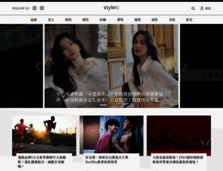 styletc.com screenshot