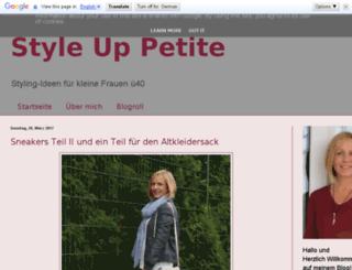 styleuppetite.blogspot.de screenshot