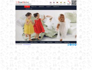 stylewiz-inc.com screenshot