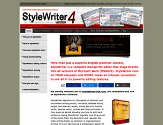 stylewriter-usa.com screenshot
