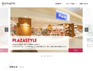 stylinglife.com screenshot