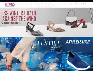 styloshoes.com screenshot