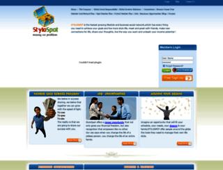 stylospot.com screenshot