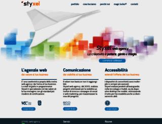 styxel.com screenshot