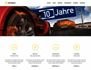 su-pr-design.de screenshot