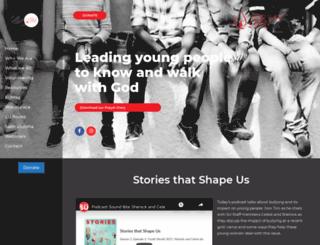 su.org.za screenshot