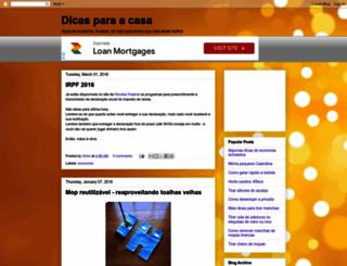 suacasadicas.blogspot.com screenshot