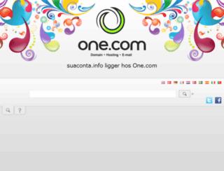 suaconta.info screenshot
