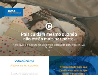 suafamiliabemcuidada.com.br screenshot