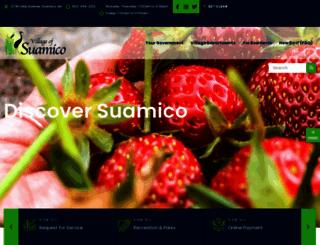 suamico.org screenshot