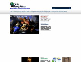 suapesquisa.com screenshot