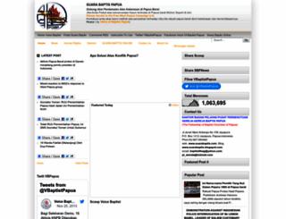 suarabaptis.blogspot.com screenshot