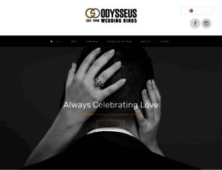 suarezweddingrings.com screenshot