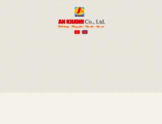 suatancongnghiepdanang.com screenshot