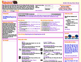 suativiled868.blogtiengviet.net screenshot