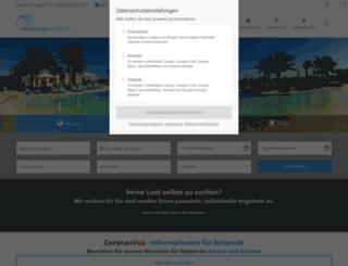 sub.reisepreisvergleich.de screenshot