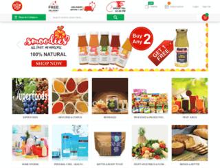 sub.urdoorstep.com screenshot