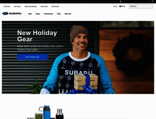 subarugear.com screenshot