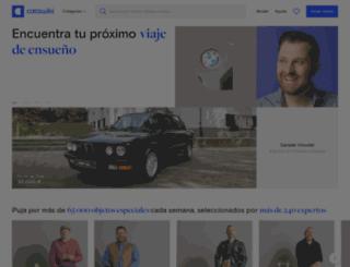 subastas.catawiki.es screenshot