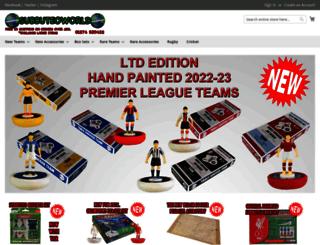 subbuteoworld.co.uk screenshot