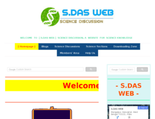 subhranildasweb.jimdo.com screenshot