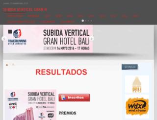 subidahotelbali.cronomancha.com screenshot