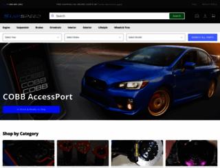 subispeed.com screenshot