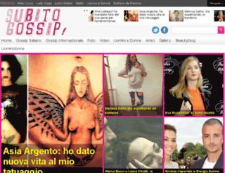 subitogossip.com screenshot
