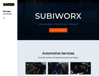 subiworx.com screenshot