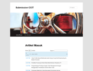 submission-ccit.ilearning.me screenshot