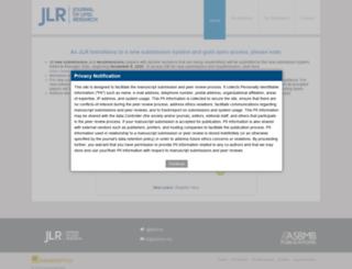 submit.jlr.org screenshot