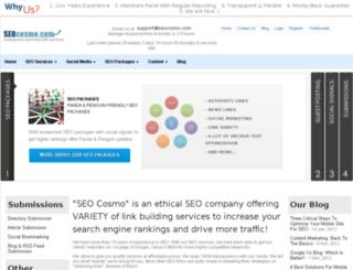 submitcomfort.com screenshot
