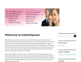 submitqueen.com screenshot