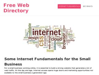 submittofreedirectory.com screenshot