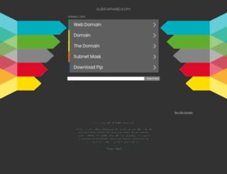 subnetweb.com screenshot
