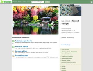 suboimagen.infojardin.com screenshot