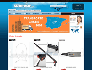 subprof.com screenshot