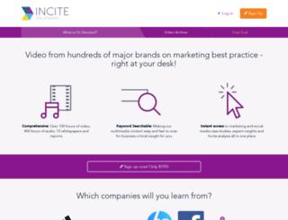 subs.incite-group.com screenshot