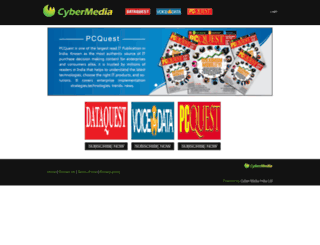 subscriptions.cybermedia.co.in screenshot