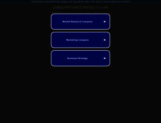 subscriptionsstrategy.co.uk screenshot