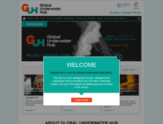 subseauk.org screenshot