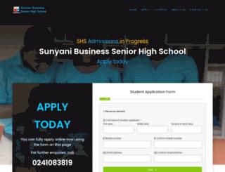 subsec.org screenshot