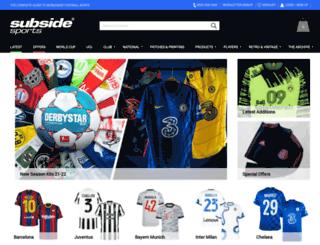 subside.co.uk screenshot