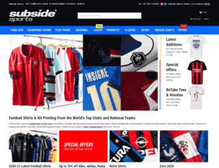 subsidesports.co.uk screenshot