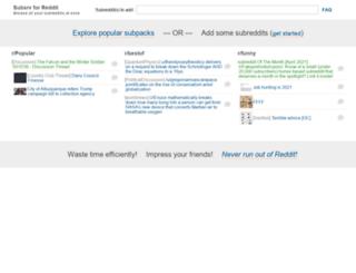 subsrv.com screenshot