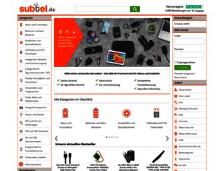 subtel.de screenshot