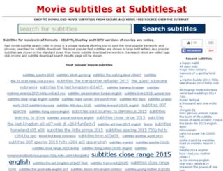 subtitlesp.pw screenshot